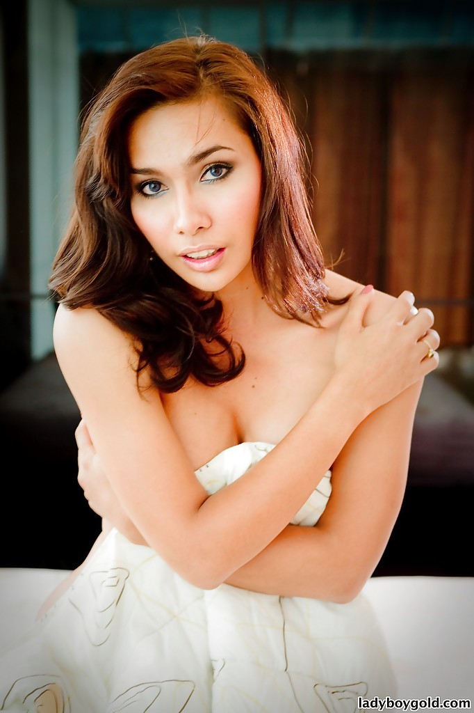 Beautiful Thai T-Girl Nueng Engages In Transexual On Tranny Sex