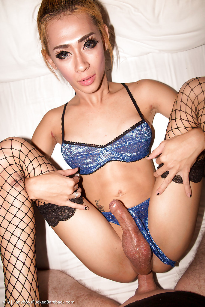 Blonde Enormous Penis Thai T-Girl Ally Sucking Dick A Enormous Dick And Banging Hardcore