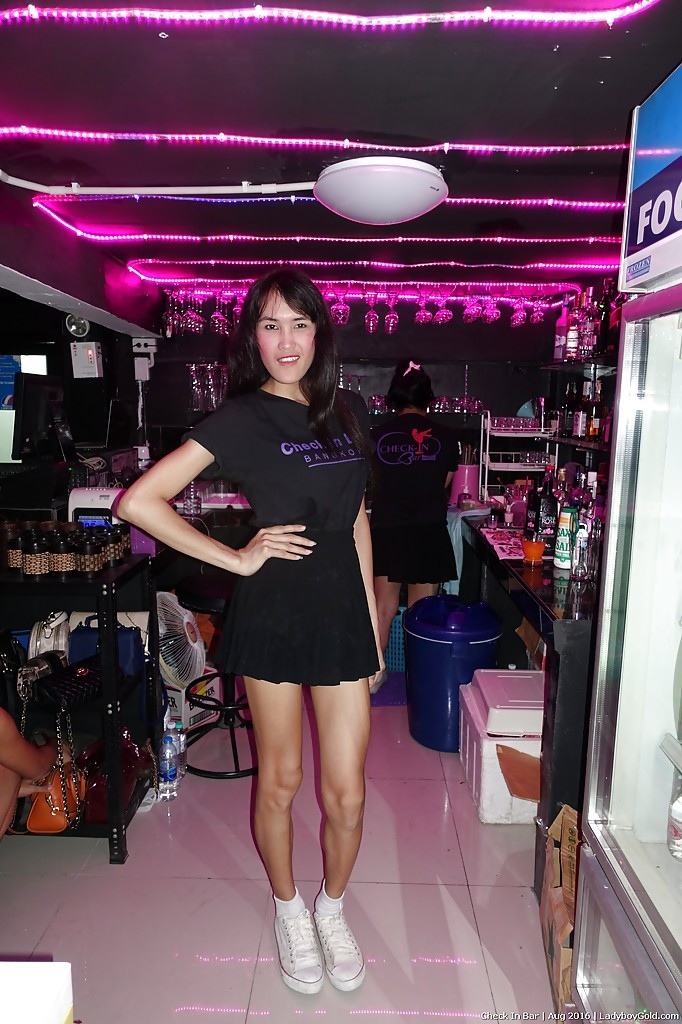 Compilation Of Various Thai Tgirls Strutting About In Public
