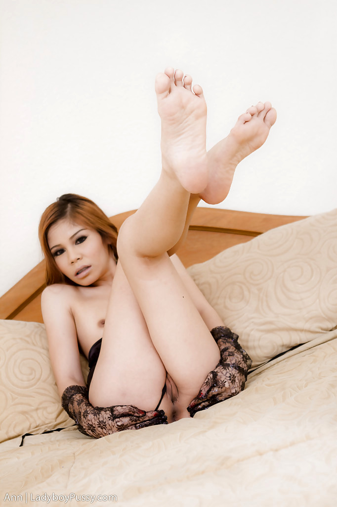 Flirtatious Tiny Thai T-Girl Ann Now Has Post Op Pussy That Is Fuck Ready