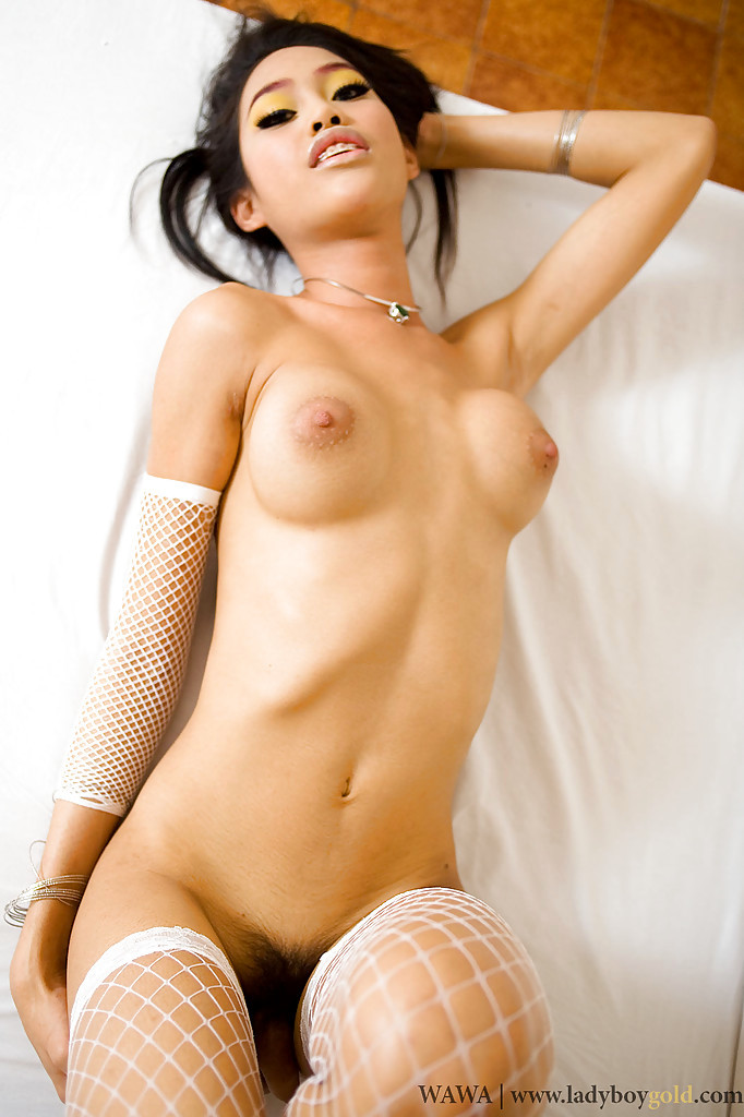 Naked Asian Femboy Wawa Using Toys To Fuck Her Tight Starved Ass