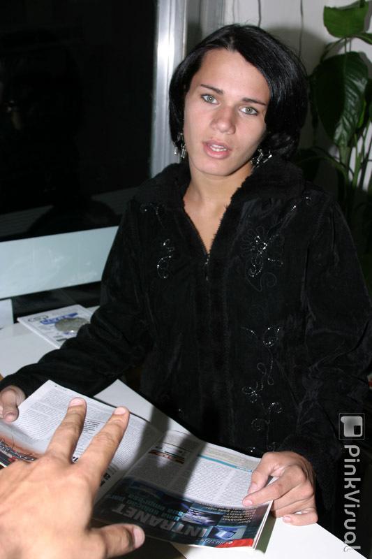 Slim Latina Femboy Fernanda Barros Receiving Anilingus Before Butt Fuck