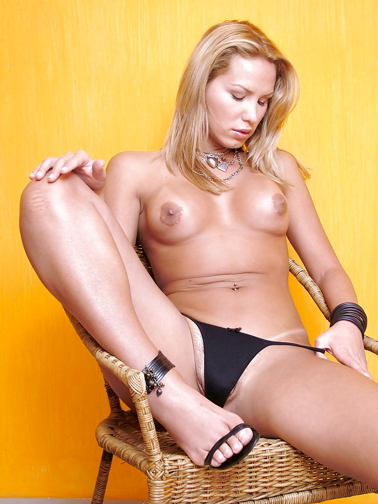 Solo Latina Tgirl Tayla Revealing Perfect Boobs And Uncut Tool Under Panties