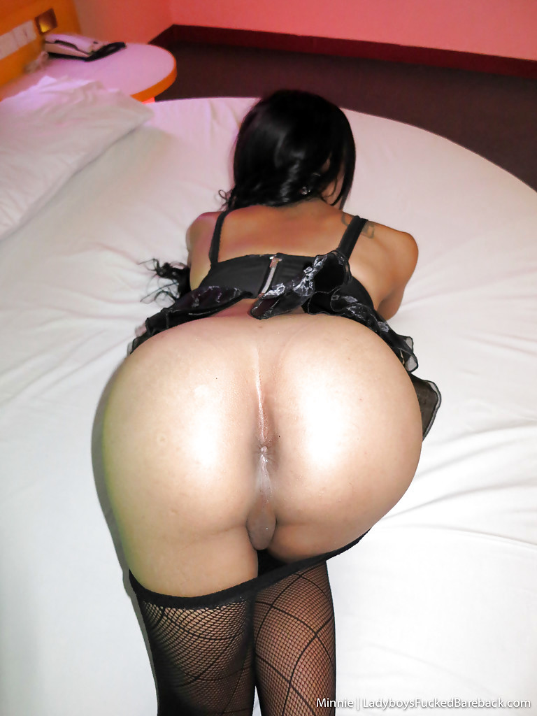 Spicy Black Thai T-Girl Dominatrix Shows Us A New Outfit To Her Slave