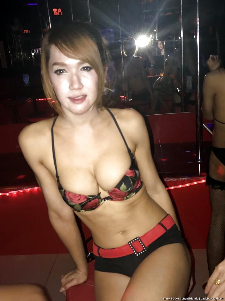 from Emilio transsexual strip club